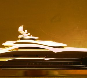 Brand new 50m Motor Yacht YN 17350 splashes at Heesen Yachts