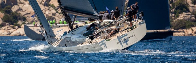 SW82 sailing yacht Grande Orazio by Southern Wind