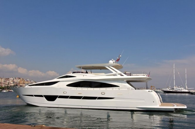 Sixth Numarine 102 Superyacht