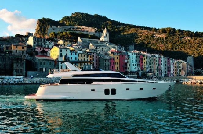 Sundiro motor yacht SY 70 designed by Christian Grande