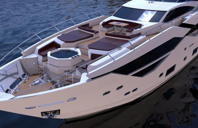 Super yacht '116 Yacht' - Exterior