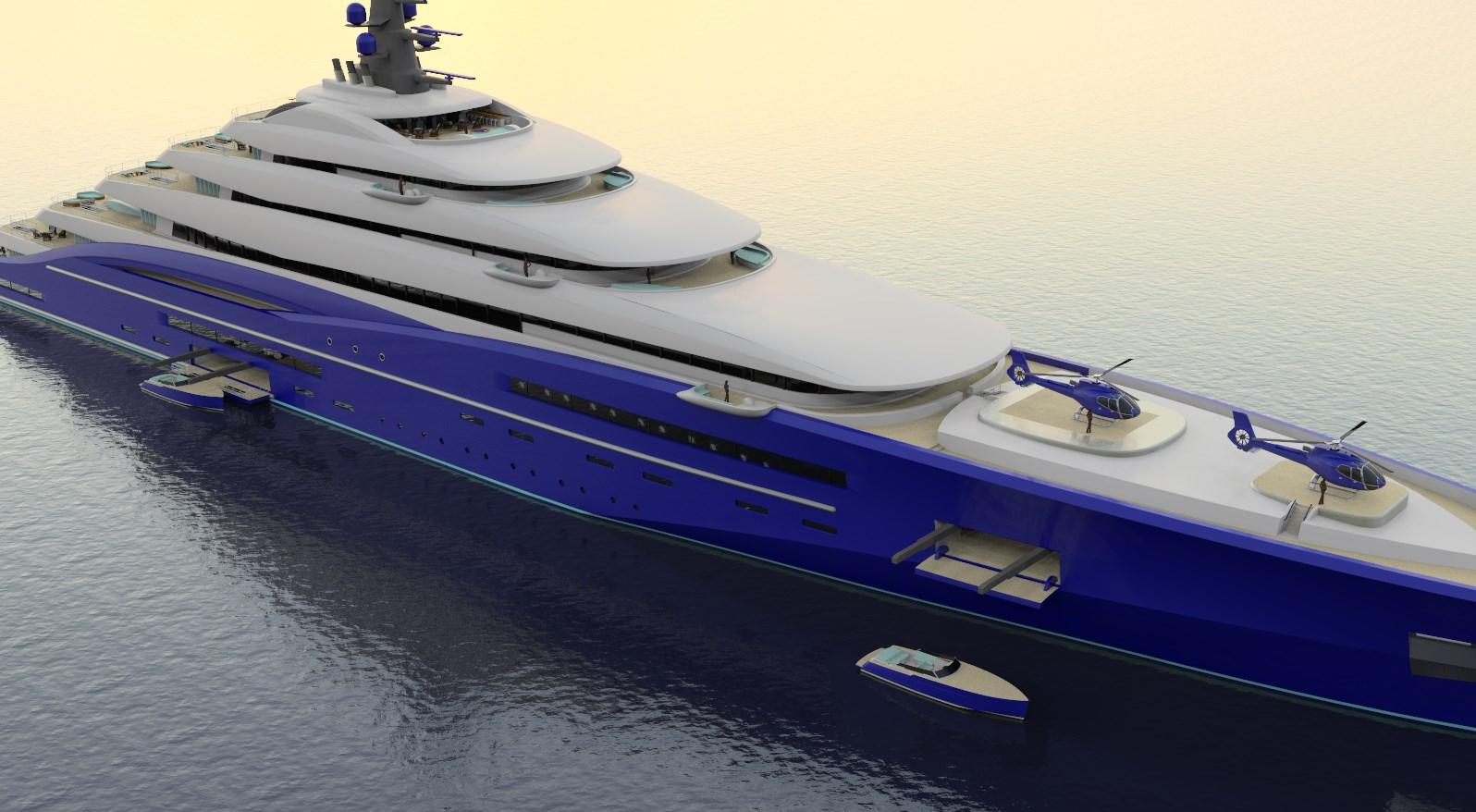 Biggest yachts
