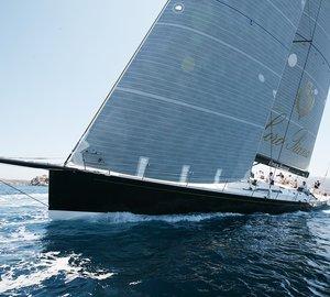 A Huge Success of Nauta-designed Sailing Yachts at 2015 Loro Piana Superyacht Regatta