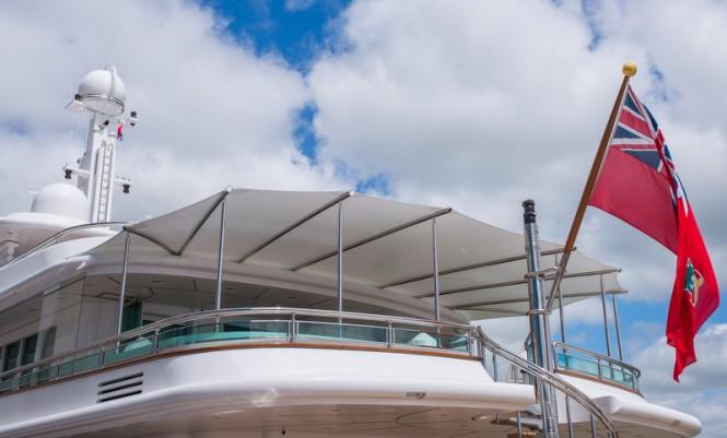 Super yacht SIRAN