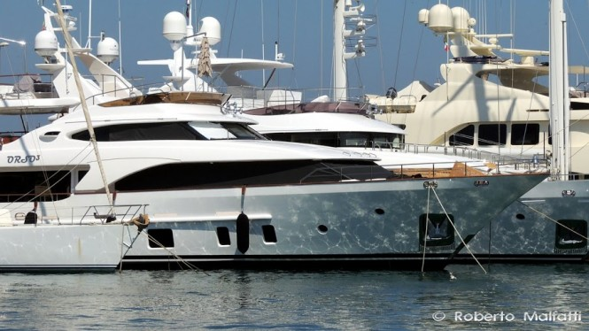 Superyacht ORSO 3 - Photo by Roberto Malfatti