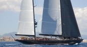The mighty Marie yacht claimed overall victory in the 2015 Superyacht Cup Palma. ©www.clairematches.com