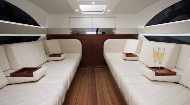 Xtender 8.00 Limousine TT Motor Yacht GLOBAL - Interior