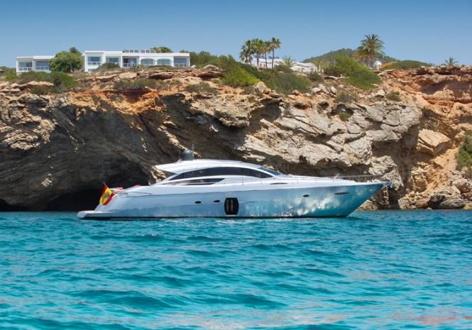 Yacht SHALIMAR 22m - Profile