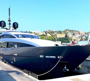 Total Exterior Transformation for 36m ISA Motor Yacht MATSU by Wild Group International