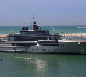 CRN Superyachts ATLANTE, SARAMOUR and YALLA to be displayed at prestigious Monaco Yacht Show 2015
