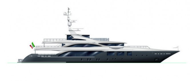 57m BENETTI Custom Superyacht FB 271