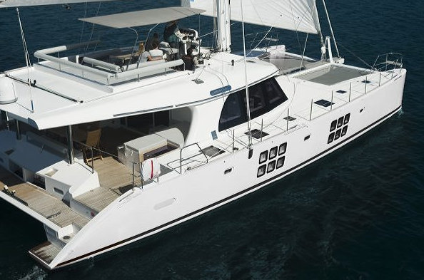 60 Sunreef LOFT Yacht