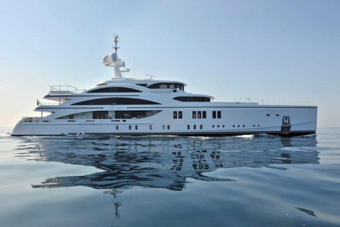 63m BENETTI mega yacht 11 11 (FB265)