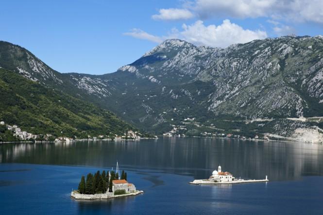 A breath-taking Montenegro yacht vacation location - Boka Bay