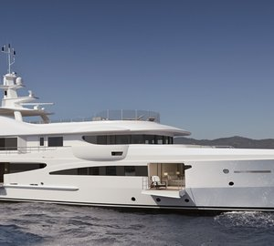 New 55m AMELS Limited Editions 180 Motor Yacht Hull 470 sold