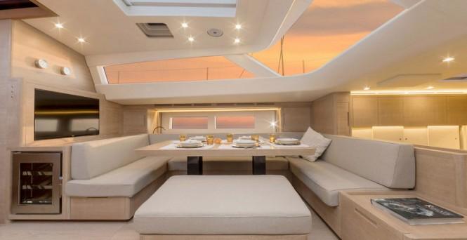 APSARAS superyacht - Dining