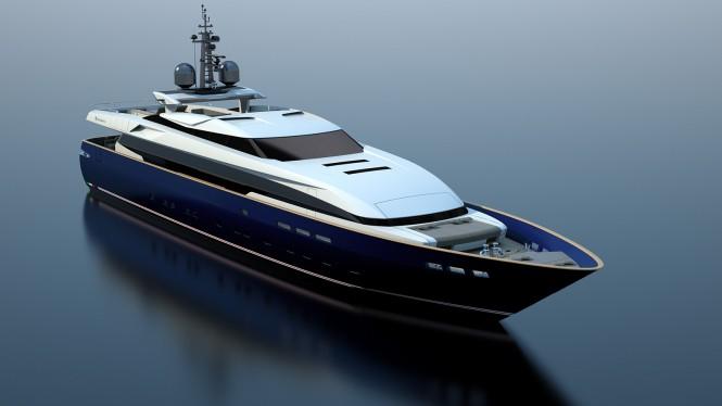 Baglietto 43M Fast Yacht