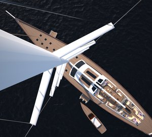 Baltic 175 Superyacht PINK GIN VI and Royal Huisman Project 397 Yacht to feature Rondal's new carbon fibre deck hatch