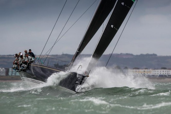 Bella Mente Yacht wins IRC Class 1 on day two of the RYS Bicentenary International Regatta © Paul Wyeth pwpictures.com