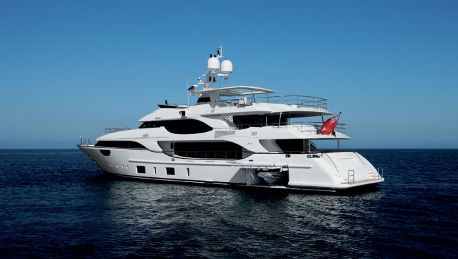 Benetti Crystal 140' Yacht