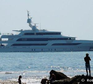 Beautiful 63m BENETTI Motor Yacht CHOCOLAT (FB264) in Livorno, Italy