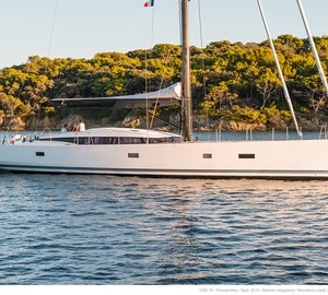 Majestic CNB 76 Sailing Yacht LEO to be displayed at Cannes Yachting Festival 2015