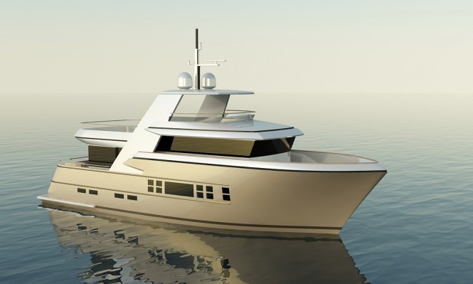 Drettmann Explorer Yacht 24