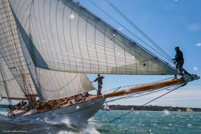 Eleonora Yacht - Photo by Guido Cantini Panerai Sea&See.com