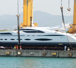 AB YACHTS announce eagerly awaited launch of first motor yacht AB 145