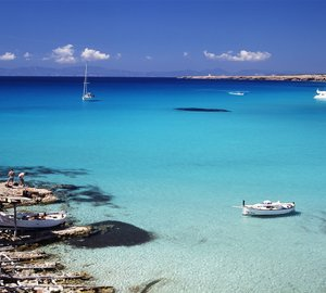 Charter Yacht ELENA NUEVE Last Minute Special for a 10-day Balearics Yacht Vacations
