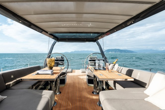 Gigreca Yacht - Exterior