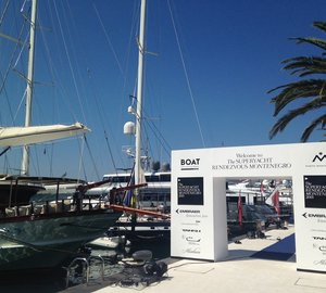 Highly anticipated Superyacht Rendezvous Montenegro kicks off