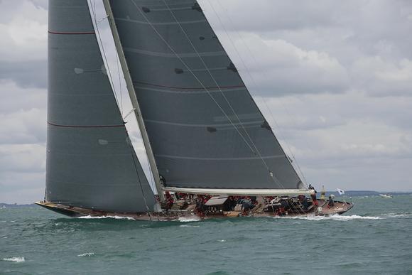 J Class superyacht Velsheda © Beken of Cowes