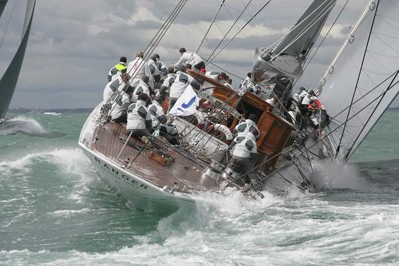 Luxury charter yacht Ranger © Beken of Cowes