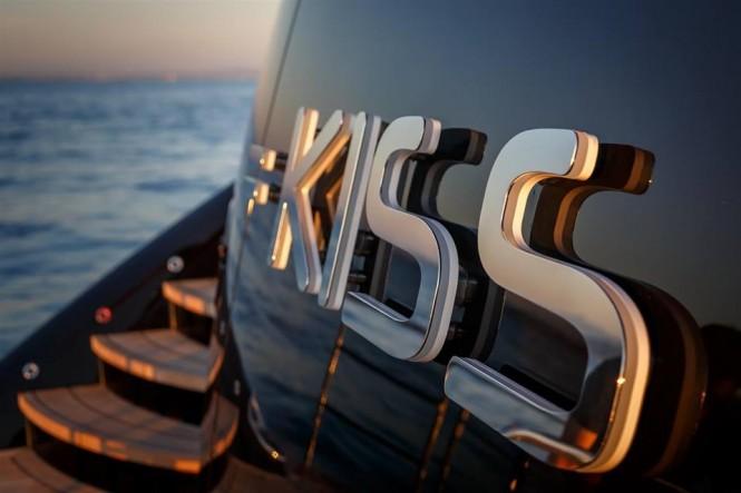 Luxury motor yacht KISS