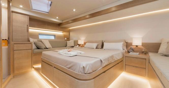 Luxury yacht APSARAS - Cabin
