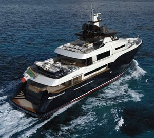 MONDOMARINE starts construction of Striking M40 EXPLORER Yacht