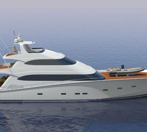 New Sportsfisher Motor Yacht Hull 1015 signed by Yachting Developments