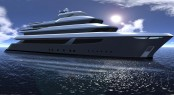 New 54m superyacht SKUA54 by Ira Petromanolaki of IP.YD