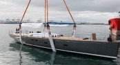 Newly launched SW102 superyacht SEAWAVE by Southern Wind Shipyard