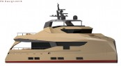 Passagemaker 110 Yacht Concept by SABDES Design