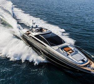 World Premiere of RIVA 88 Domino Super and RIVA 88 Florida Yachts