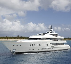 New 66m FEADSHIP Motor Yacht Hull 809 Sold