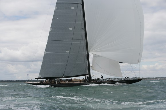 Sailing yacht Lionheart © Beken of Cowes