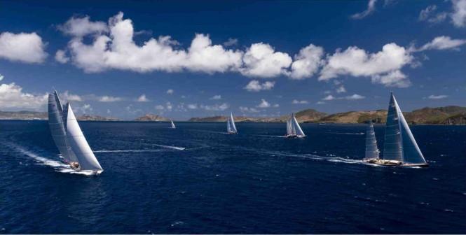 St  Kitts Superyacht Marina - Photo by Cory Silken