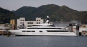 TANKOA S692 superyacht SUERTE just launched