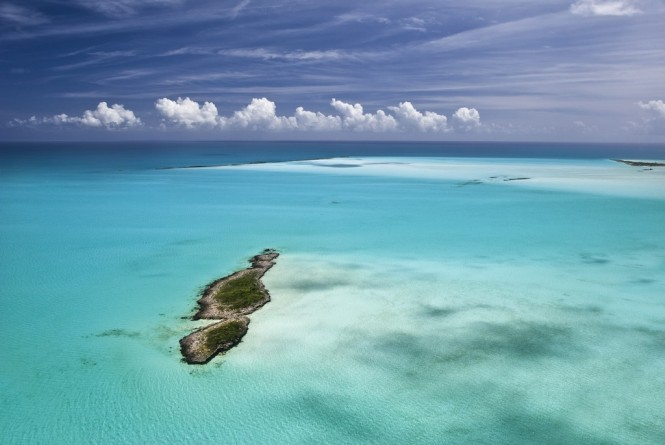 The Caribbean - Bahamas - Exumas -  Bahamian island paradise
