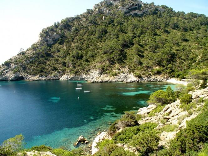 The enchanting Ibiza yacht holiday destination - Photo by Xescu Plats - Credit to Ibiza Tourist Board