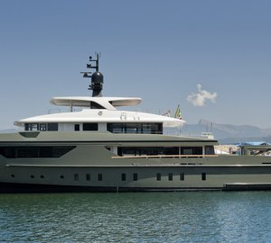 First 42m Sanlorenzo Explorer Yacht 460EXP to debut at Monaco Yacht Show 2015