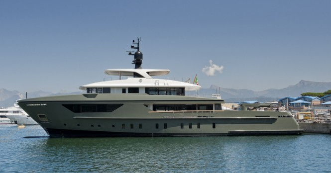 Sanlorenzo 460EXP Yacht